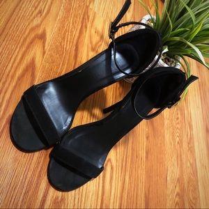 Lulus Black Heels